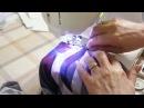Обработка трикотажной горловины обтачкой от Светланы Поярковой Часть 2