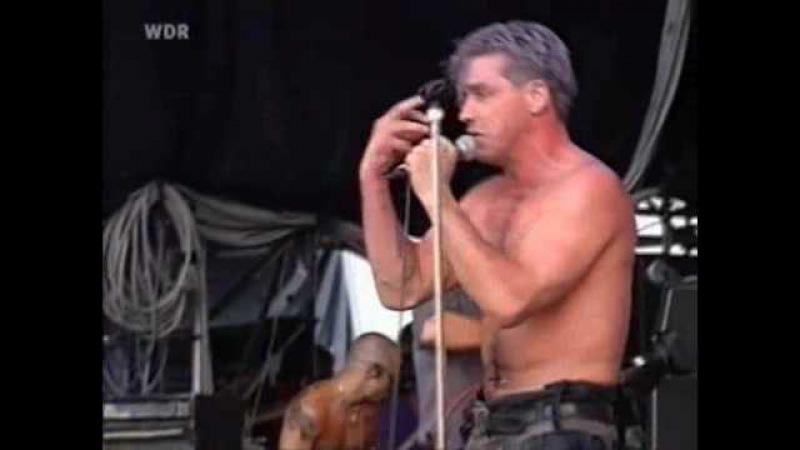 Rammstein - Laichzeit - Live at Bizarre Festival 1996