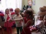 День рождения Анички с клоуном Харьков-Цветик 31-03-15