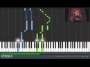 Overlord Opening Clattanoia Piano Synthesia