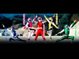 All Super Sentai Openings Part 1 (Goranger-Jetman)