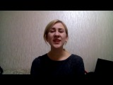 Каролина Ли-I miss u ( авторская песня)