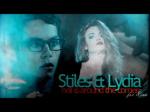 HotAU!stydia | hell is around the corner {for: RINA}