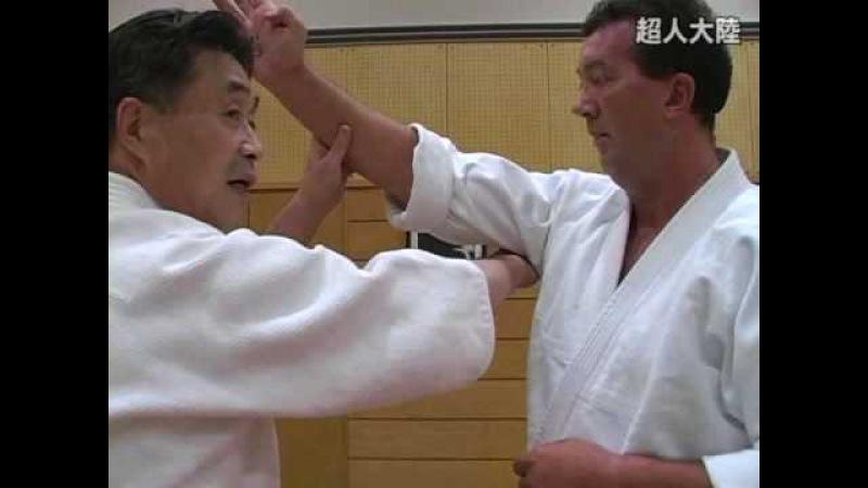 Shomen uchi ikkyo Shishiya sensei