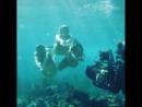"""Съемки сериала """"Русалки Мако"""". Day 1 Underwater Unit!"""