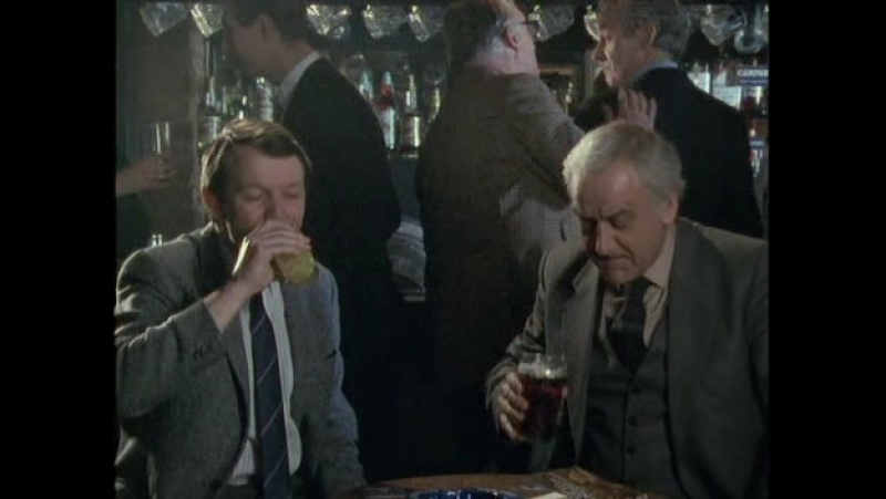 Inspector Morse. S02E04. The Last Bus To Woodstock.