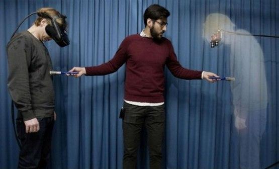 Шведские ученые научились вызывать ощущение невидимости