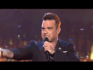 Робби Уильямс / Robbie Williams - Angels (Live X Factor Australia 5.10.2015) [HD]