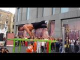 мое выступление на спорт фестиваль в днепропетровске ))
