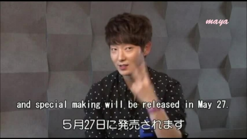 2015.04.23 Eng sub The latest comment of Lee Joon Gi ~The trailer is not English subtitles