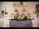 День 3 Украшение стола молодоженов. Курс свадебной флористики и декора