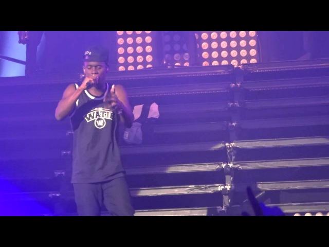 Concert de Black M a l'Olympia de Paris du 21 avril 2015