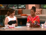 THE TALK Guest Co-Hostess Alyssa Milano/Regina King/Kevin Frazier/Hilaria Baldwin