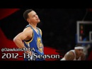 Stephen Curry Full Highlights 2013.02.27 at Knicks - NASTY 54 Pts, 11 Threes, Career-HIGH!