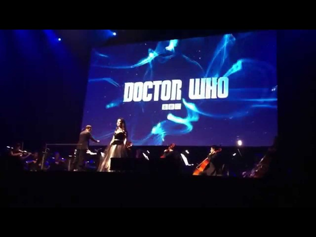 A Good Man? (1) - Doctor Who Symphonic Spectacular 2015 Perth