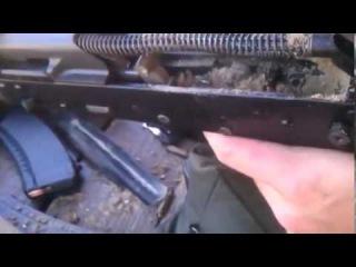 Американцы испытывают неубиваемый АК-74