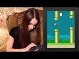 Саша Спилберг! ПТИЦА УБИЙЦА Flappy Bird Детка Геймер 14