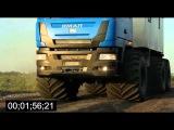 Российские вездеходы ЯМАЛ