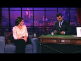 Вечерний Ургант. В гостях у Ивана Мила ЙововичMilla Jovovich (22.12.2012)