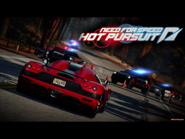 Nfs Hot Pursuit (2010) soundtrack 30 seconds to Mars-edge of the earth