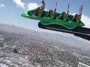 Brinquedo na torre de observação mais alta dos USA