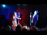 Zero People feat. Анна Пингина -- Зеро. Концерт в клубе