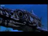 Sea Reptile Birth - Walking with Dinosaurs in HQ - BBC