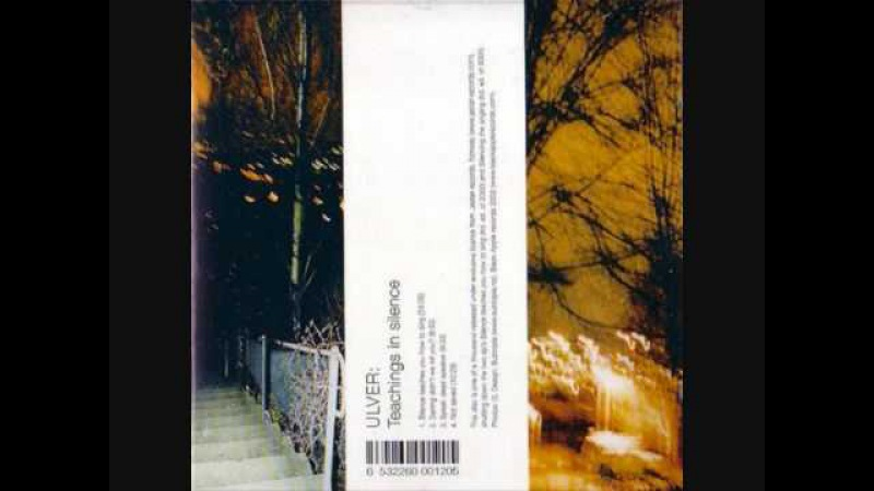 Ulver - Not saved