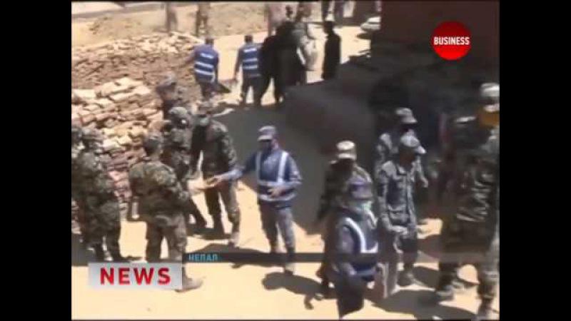 Катманду рятувальної служби