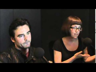 Sunday - Interview with actor/producer Dustin Clare and director Michelle Joy lloyd