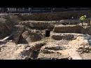 Les fouilles place de la République 2