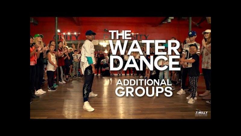 Chris Porter ft Pitbull - TheWaterDance - Tricia Miranda - ADDITIONAL GROUPS