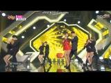 [Live HD] 141129 Hyorin & JooYoung - Erase @ MBC Music Core