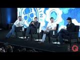 Вопросы и ответы: панель «Сверхъестественного», Nerd HQ 2014 [rus subs]