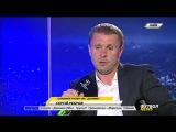 Сергей Ребров: Наши футболисты отдали все силы на поле