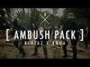 KINJAZ X BNGA AMBUSHPACK @machingunkelly @troyboimusic