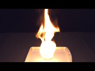 10 трюков с огнем