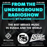 FROM THE UNDERGROUND RADIOSHOW (22.00 MSC)
