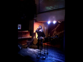 Песни Высоцкого поет Маричель Родес (Барселона)