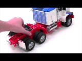 US style classic truck Truck T2 MkII v2.0 build with LEGO®