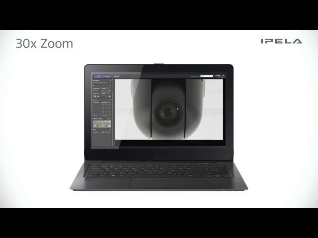 Sony Professional: SRG-300SE AV-integrated remote camera