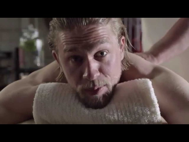 Why Charlie Hunnam couldn't make it to Comic-Con (Sons of Anarchy)
