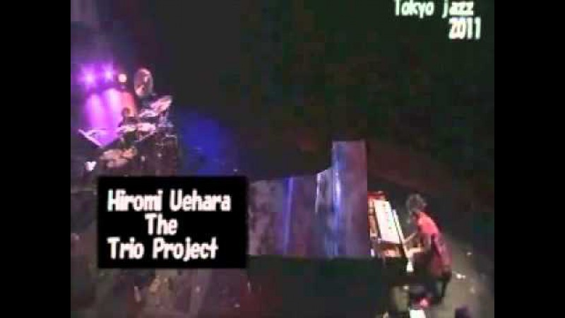 東京ジャズ2011 Hiromi Uehara (上原ひろみ) Voice