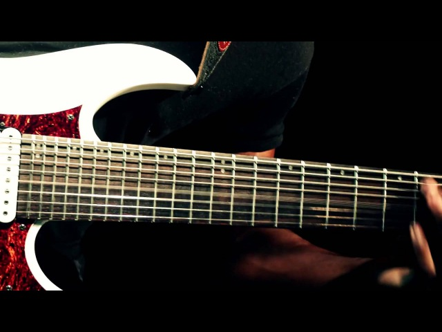 Tosin Abasi Performs The Woven Web on his Ibanez TAM10