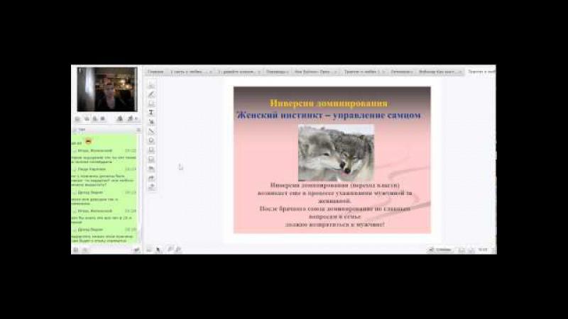 Манипуляции мужчин и женщин. Психология в каждый дом! № 30 (18.04.2014)