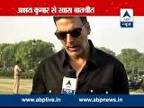 ABP NEWS EXCLUSIVE ll Akshay Kumar reveals the corruption inside Bollywood award function