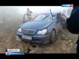В Дагестане при столкновении трех автомобилей погибли 7 человек