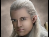 Soft Smudge Oil Painting Effect (Legolas) Adobe Photoshop Cs6\\iu