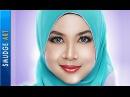 Smudge Painting Photo Effect - Photoshop CC Tutorial