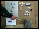 Работа АВР - автоматического ввода резерва